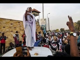 Alaa Salah, the 'Nubian queen' who stood against Bashir