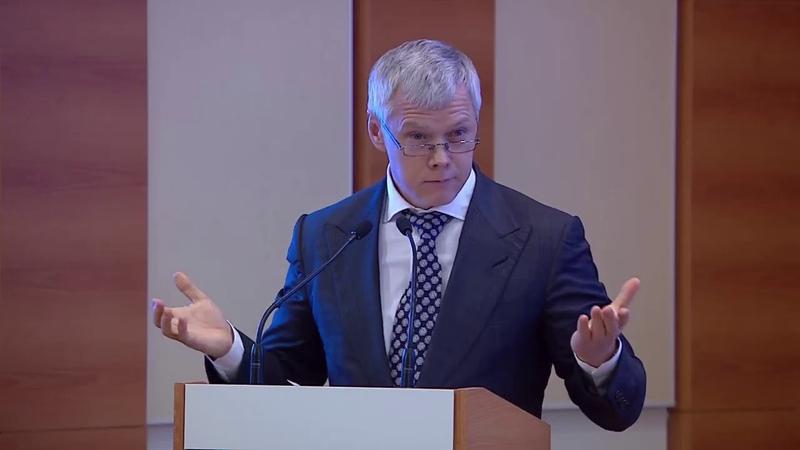 Валерий Гартунг о перспективах развития финансового рынка