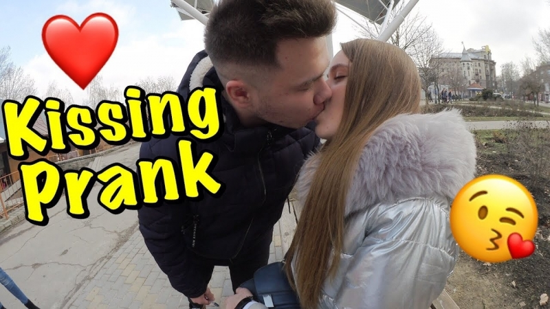 [Tofuzy 1] Kissing Prank: ПОЦЕЛУЙ С НЕЗНАКОМКОЙ | РАЗВОД НА ПОЦЕЛУЙ 17
