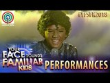 Your Face Sounds Familiar Kids 2018 Noel Comia Jr. as Michael Jackson Rock With You