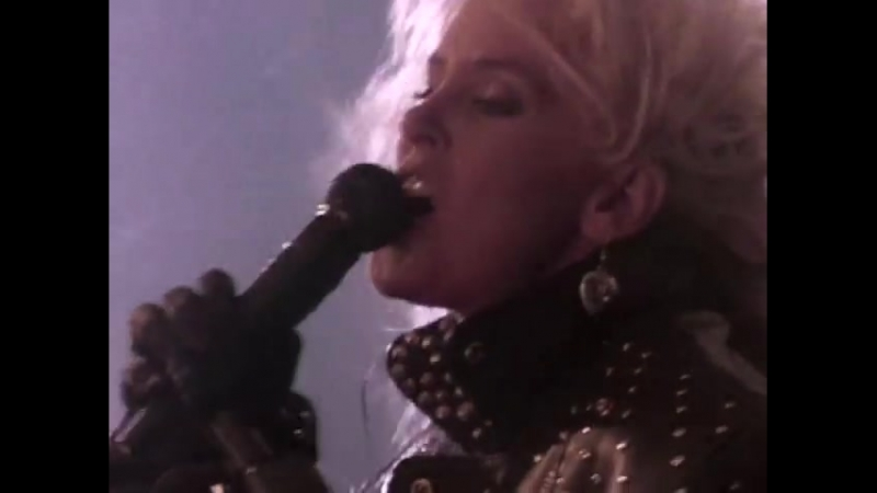 Lita Ford - Kiss Me Deadly