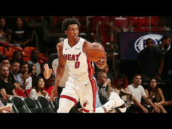 Pelicans vs Heat - Full Game Highlights   Oct 10, 2018
