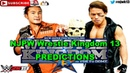 NJPW Wrestle Kingdom 13 IWGP Junior Heavyweight Championship KUSHIDA vs Taiji Ishimori WWE 2K19