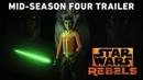 Star Wars Rebels Mid Season 4 Trailer Official