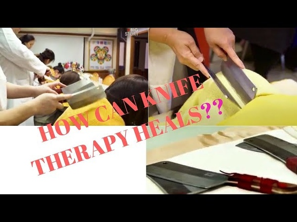 The Dicey Art of Knife Therapy I Giggles and Laughter Compilation