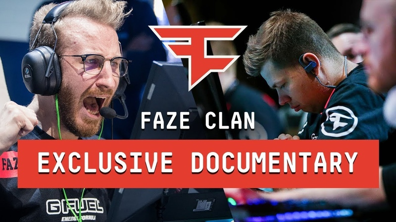 FaZe Clan GOING FOR GOLD - Exclusive Documentary