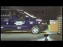 Crash test Fiat Multipla 2001