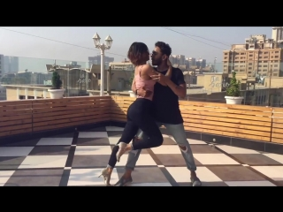 Bachata by cornel &rithika (how long - charlie puth)