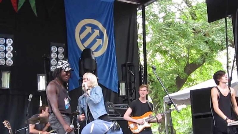 Sky Ferreira Everything Is Embarrassing w Dev Hynes 2013 Pitchfork Music Festival