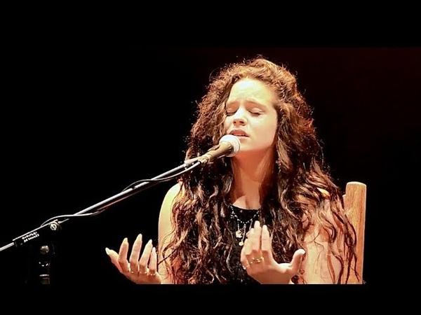 Rosalía - Alfonsina y el mar (Directo) HD - Auditorio Banyoles