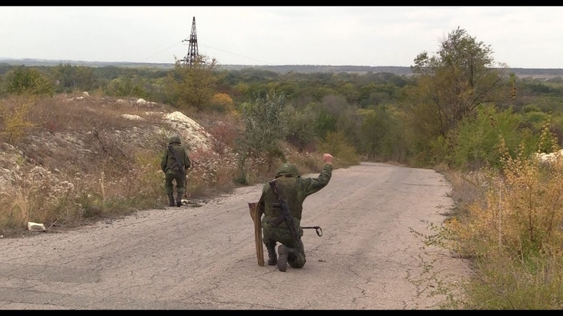 Сапёры Народной милиции обследовали территорию вблизи поселков Раёвка и Весёлая Гора
