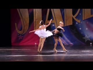 Dance Moms_ Chloe Maddies Black Swan Duet (Season 1 Flashback) _ Lifetime - HD 720p - [tapyoutube.com]