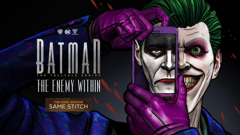 Batman: The Enemy Within Episode 4-5