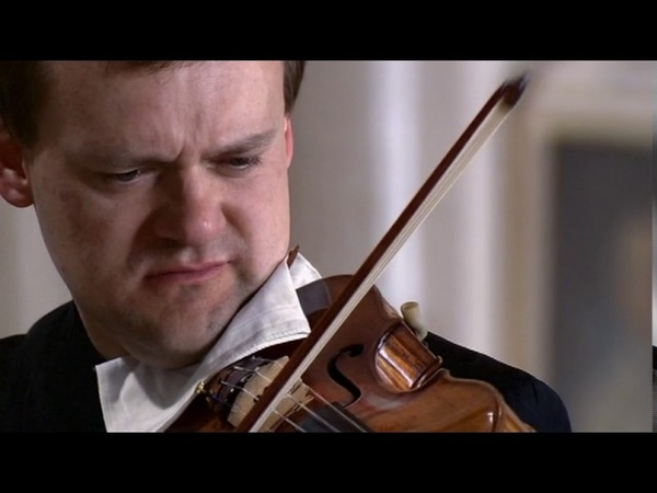 Bach, Sonata for violin and piano in F minor BWV 1018 - Frank Peter Zimmermann Enrico Pace