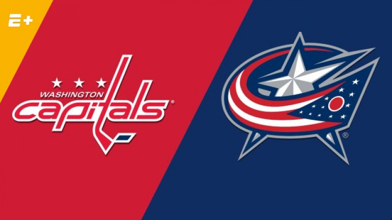 EC / Round 1 / Game 6 / 23.04.2018 / WAS Capitals @ CBJ Jackets