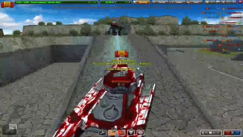 Званка в танках (Извеняюсь за графику)