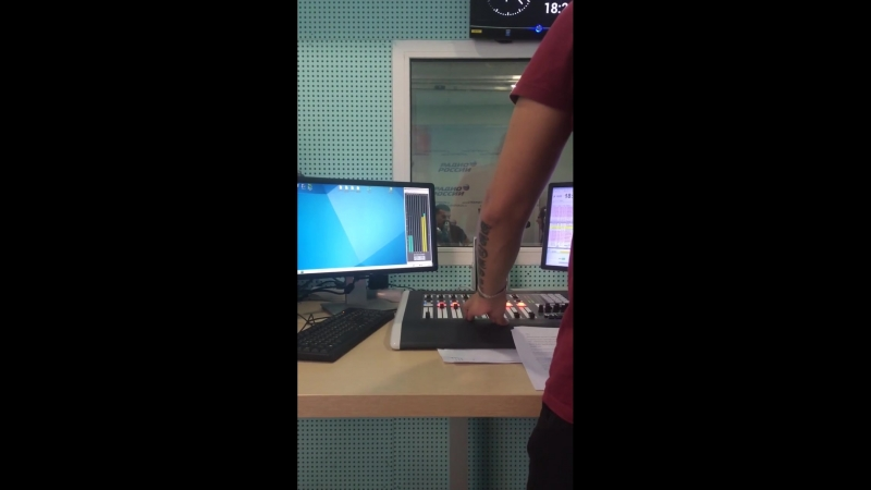 Ермаковы на Радио России