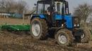 Суперкультивация Культиватор предпосевной навесной КПН 4 0 3 трактор МТЗ 892