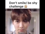 RETO No sonrisas seas tímido