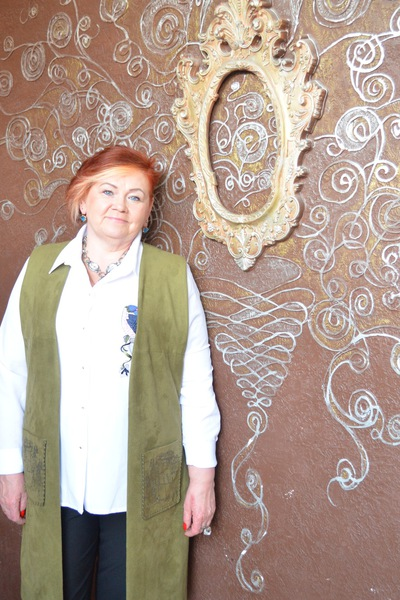 Валентина Шендлер