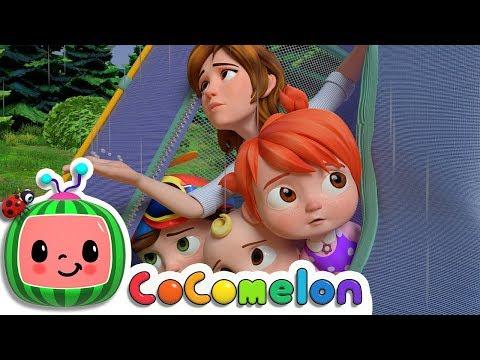 Rain Rain Go Away Cocomelon ABCkidTV Nursery Rhymes Kids Songs