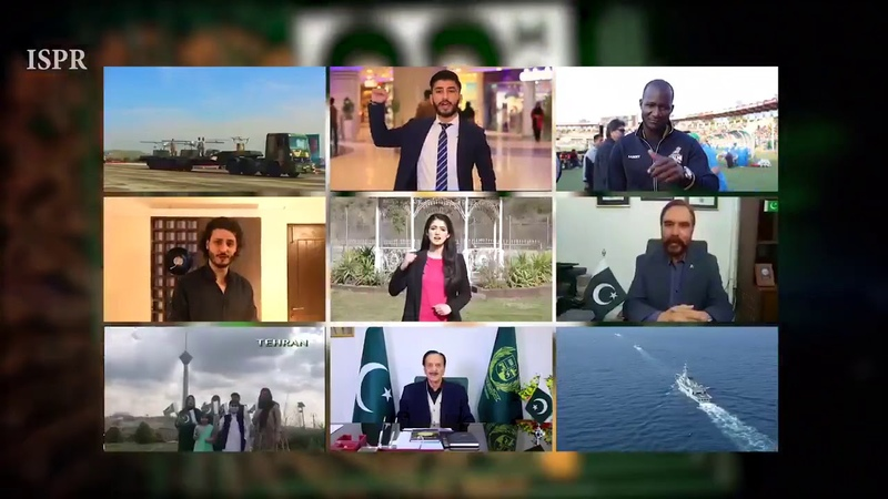 Our Voice - Pakistan Zindabad   Pakistan Day Parade 2019 Promo 10   (ISPR Official Promo)