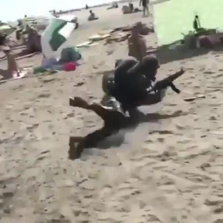 Когда по жизни опаздываешь   Высадка американских войск на Пляж «Омаха». Утро 6 июня 1944 года