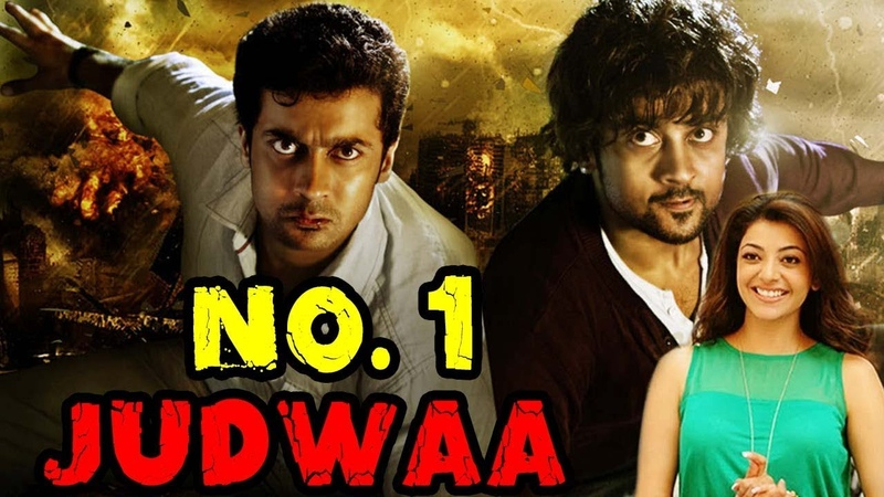 No 1 Judwaa (Maattrraan) Hindi Dubbed Full Movie | Suriya, Kajal Aggarwal, Sachin Khedekar