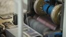 Бахильный станок модель СТКМ 16 производство бахил по франшизе бизнес бахильный