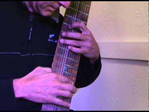 4 part harmony performed solo, Canon
