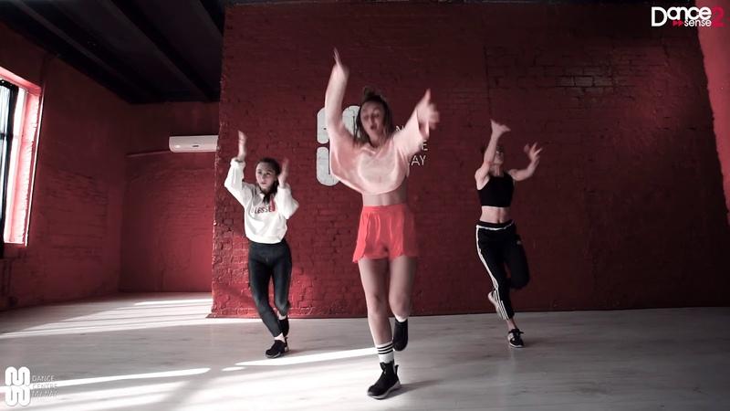 Not3s Feat. Maleek Berry - Sit Back Down - dancehall choreo by Katya Demidenko - Dance Centre Myway