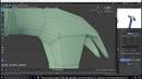 Modeling mechanic tools in blender 2.8 part 4
