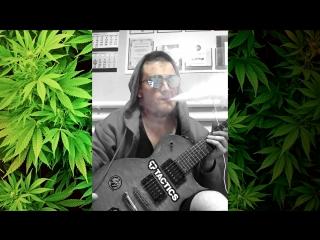 Почти Bob Marley(импровиз 4 часа ночи)