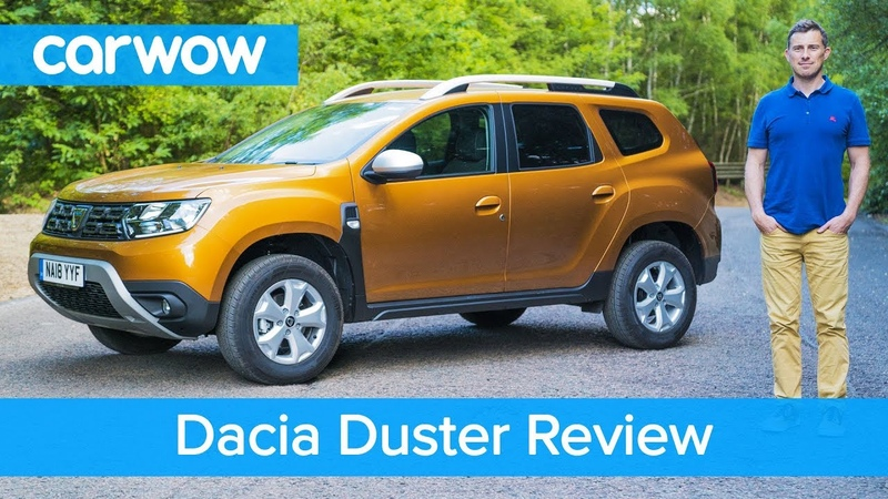 Dacia Duster SUV 2019 in-depth review - great value or false economy | carwow