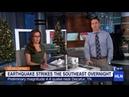 2 earthquakes shake Southeastern US