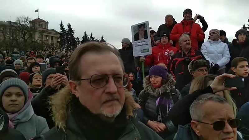 М И Т И Н Г памяти Бориса НЕМЦОВА / - П Е Т Е Р Б У Р Г / - 24.02.2019.