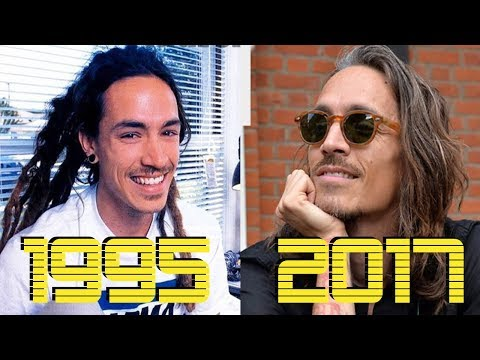 The Evolution of Incubus (1995 - 2017)