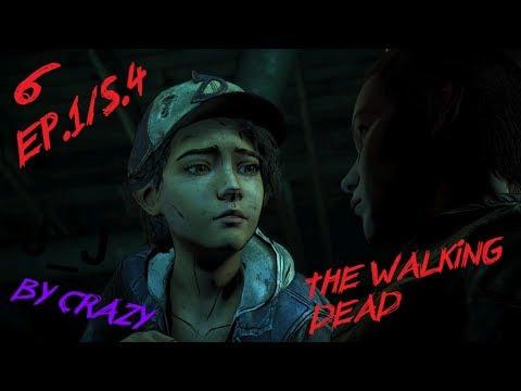 ПОРА УЗНАТЬ ВСЮ ПРАВДУ...   THE WALKING DEAD: THE FINAL SEASON   EP.1/S.4   ЧАСТЬ_6   J__J