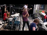Cage the Elephant LIVE @ Forecastle 2009 Back Against The Wall