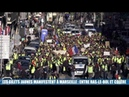 Manifestation gilets jaunes à Marseille On a des tas de raisons d'être là