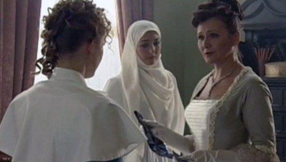 Институт благородных девиц, 3 серия