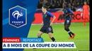 L'Equipe de France Féminine à 8 mois de la Coupe du Monde I FFF 2018