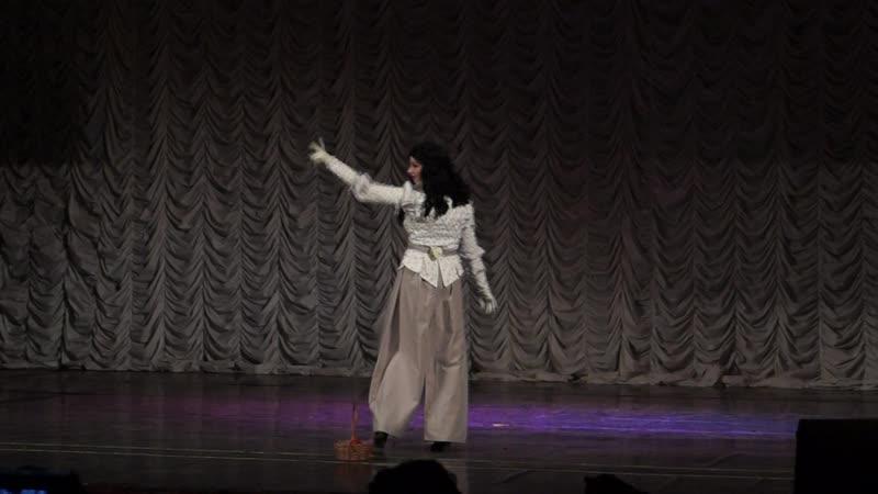 Once upon a time (Snow White) - Eva Romanova (Тогучи 2018)