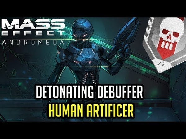 Human Artificer Platinum BUILD GUIDE Mass Effect Andromeda Multiplayer
