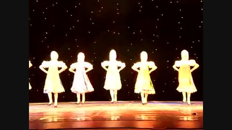 танцы чеботуха