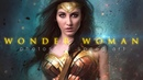 PHOTOSHOP SPEED ART - Wonder Woman FanART