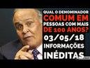 INFORMAÇÕES INÉDITAS 03/05 - Viva Melhor PARTIR DE AGORA! | Dr Lair Ribeiro