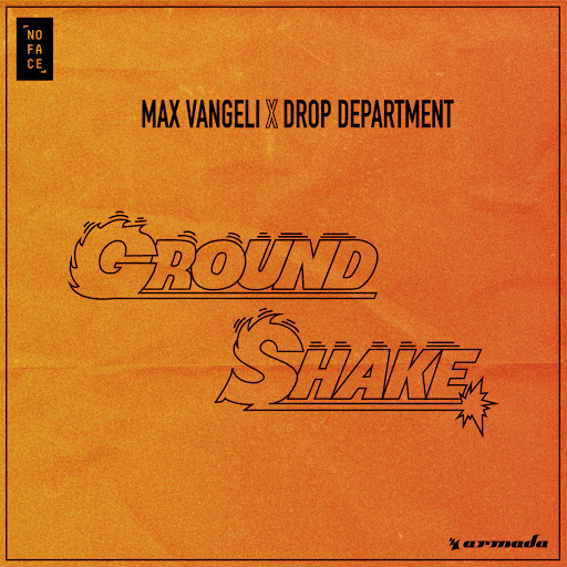 Max Vangeli альбом Ground Shake