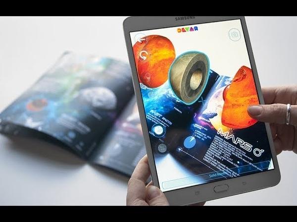 3D Энциклопедии! Энциклопедия динозавров Планета Земля 3D-энциклопедия с дополненной реальностью