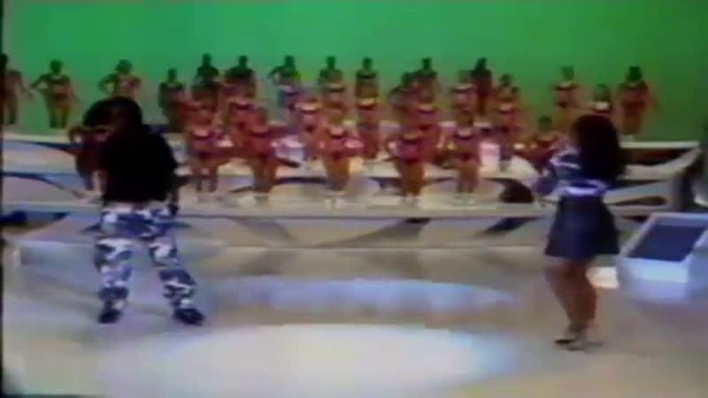 [v-s.mobi]Ice Mc feat. Alexia - Russian Roulette (Live Brazil 1995 HD)